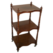 SALE Etagere', William Fourth Shelves