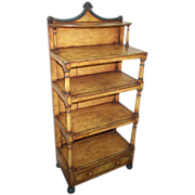 SALE Etagere'/Bookshelves