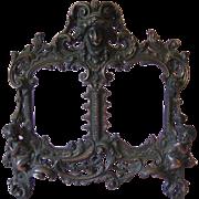Art Nouveau 2 Slot Picture Frame - Fabulous