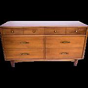 "Mid-Century Modern Kent Coffey ""Sceptre"" Six Drawer Dresser"