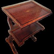 Table A Ecrire by Mon Alph Giroux Paris 19th Century