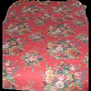 Ralph Lauren Full/Queen Duvet Cover & 2 Pillow Shams Heavy Cotton
