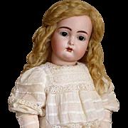 "20"" Antique German Doll Kammer & Reinhardt Mystery marking S, resembles a Mold 192, Antiq"