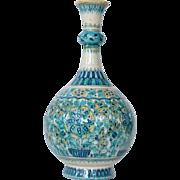Delft vase, De Porceleyne Fles, 1870c.