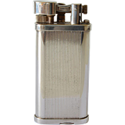 "SALE A vintage Dunhill "" Unique "" lighter , 1950c."