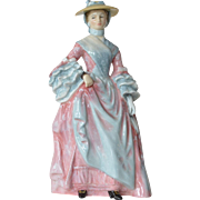 SALE A Royal Doulton figurine 1989, from a limited edition.
