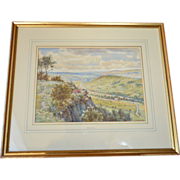 SALE Kilpin, L. M. Painting - 1906.
