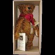 """SALE Teddy Girl Bear Sun Arrow Limited Edition 18"""""""