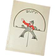 SALE Vintage Buff & Buff Booklet on Buff Surveying Instruments