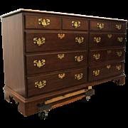 Traditional Pennsylvania House Cherry Double Dresser