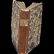 Denis Diderot, 'ESSAIS SUR LA PEINTURE' Paris 1795 First Edition