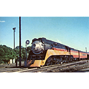 SOUTHERN PACIFIC RR Steam Engine Train Locomotive Photo at San Jose, CA is 5 3 ...