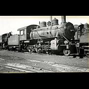 NYO&W 5 1/4 X 3 1/4 IN. BLACK & WHITE Original Photo Train ...