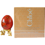 Sealed CHLOE Perfumed Body Creme 12 oz New Perfume Lagerfeld NOS 350ml Cream
