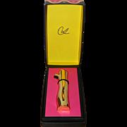 New Vintage Christian Lacroix C'est la Vie Pure Parfum Extrait Refillable Atomizer