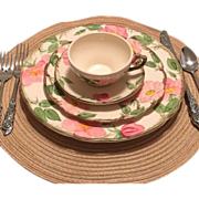 Franciscan Desert Rose 4 Piece Place Setting