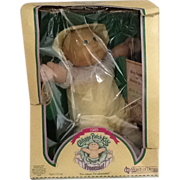 1985 Preemie Cabbage Patch Doll by Xavier Roberts/Coleco