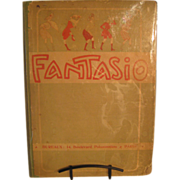 FANTASIO magazines -year 1 12 issues- collection, 1906/1907