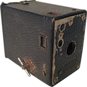 KODAK No. 0 Brownie Box Camera, circa 1916