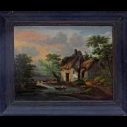 China Trade Landscape, 19th C.