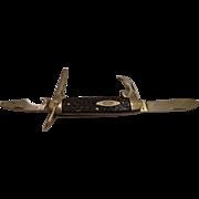 SOLD Vintage Early 60s Case Camp Scout Pocket Knife