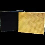 Vintage 18K Gold Van Cleef & Arpels Compact Powder Box