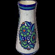 Charles Catteau Art Deco Ceramic vase ca. 1930