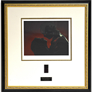 """Gone with the Wind"" Titled ""Rhett and Scarlet"" Senigraph 11 of 99 w/COA"