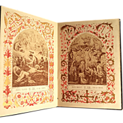 1800's Rare French Stations of the Cross Prints