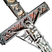 Unique Arma Christi Crucifix