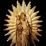 Saint Anne de Beaupre Statue