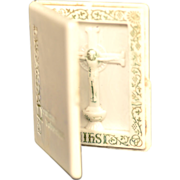 SALE Celtic Prayer Case with Hidden Christian Symbols