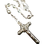 Rosary from the Little Flower Shrine of St. Therese