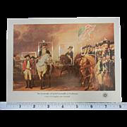 Lot of 5 Sets of 1976 Bicentennial Souvenir Stamp Sheets