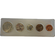 1964 Uncirculated US Coin Set
