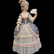 """Fine Porcelain Sculpture by Lenox """"Governor's Garden Party"""""""