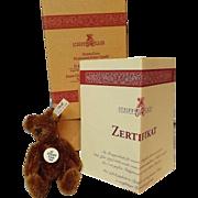 Collectible 1999 Steiff Club Bear