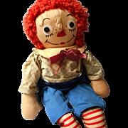 Georgene Novelties Raggedy Andy Doll
