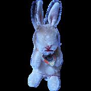 Steiff, Mohair Rabbit, Tagged, Germany, mid century