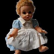 """Adorable 1959- 62 Alexander """"Little Genius"""""""
