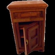 Wooden Doll House Furniture, Vintage