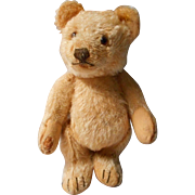 SOLD Vintage Steiff Teddy 9 inches with Button