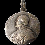 Religious medal Pont Max Pivs XI