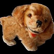 """Steiff """"Cockie"""" Mohair Dog"""
