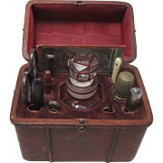 10pc Original  Lady's companion; Antique 19th Century