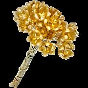 SALE Wax orange blossoms for wedding accessories