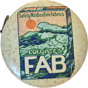 FAB advertising tape measure