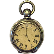 Victorian doll size novelty pocket watch