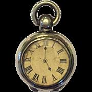 Victorian doll size novelty pocket watch