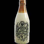 Christian Moerlein Brewing Company Stoneware Jug